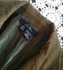 Markirana somotska jakna - sako