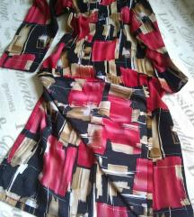🖤 Udobna, lagana, ležerna letnja midi haljina 🖤