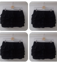 Nova Flavio Castelani crna suknja