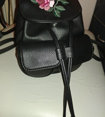 Bershka mini backpack rančić