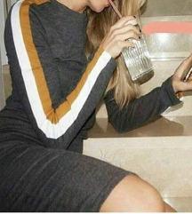 NOVO ZARA haljina S
