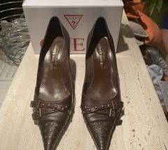 ADAM'S kozne braon cipele 39