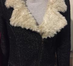 ZARA biker coat jacket