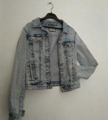 Kratka denim jakna  H&M