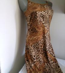 Tigraste bretele haljina S/M