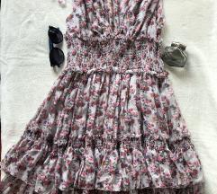 D&G NOVA ORIGINAL svilena haljina 44 ili M - S
