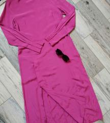 MINIMAL💕💘ciklama duga haljina