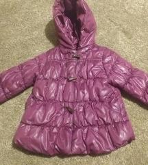 Zara jakna velicina 86