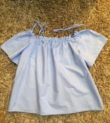 Italijanska nova mint romanticna kosulja majica
