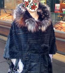 Bunica pravo krzno sibirske lisice i nutrije 💗