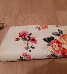 Prelepa cvetna torba