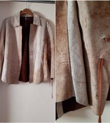 Rez%3.500-Kožna antilop jakna, prava koža
