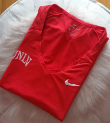Nike DRI-FIT majica, crvena