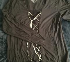 Braon bluza
