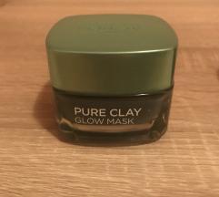 PURE CLAY glow mask - NOVO