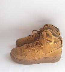 Nike Air Force zimske original kozne