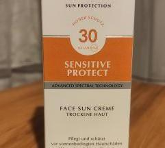 eucerin sun krema spf 30 sensitive
