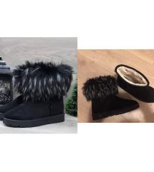Čizme sa krznom❤️Samo prodaja