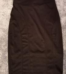 Avon crna suknja M