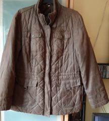 Braon zimska jakna 44