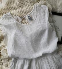 OLD NAVY bela haljinica