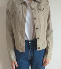 Nude teksas jakna