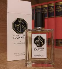 LANVIN Vetyver Blanc 50ml ORIGINAL