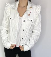WIYA Italia bela teksas jakna NOVA