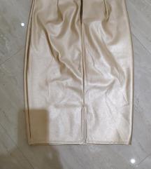 duboka ,zlatna suknja