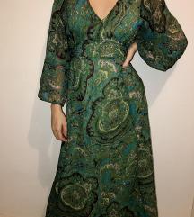 Najlepsa zelena Calliope haljina!