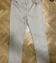 Pantalone krem boja XL