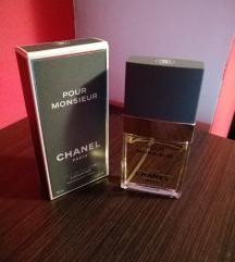 Chanel Pour Monsieur Concentree dekanti