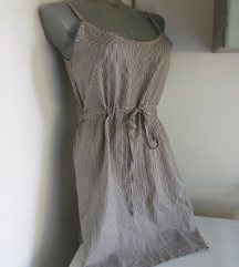 Indonezanska haljina na pruge XS/S