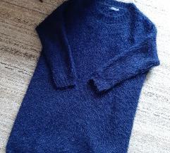 Bershka džemper tunika M