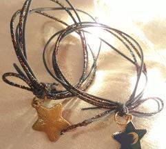 Gumice za kosu sa zvezdicama
