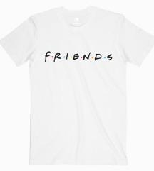 Bela majica Friends
