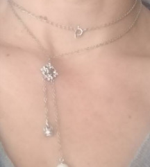 Nova srebrna ogrlica