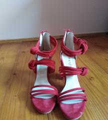 Crvene sandale!!