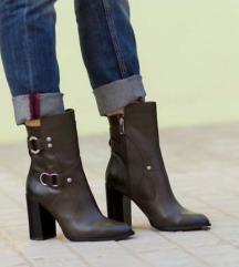 Čizme Zara novo(odgovaraju 38,5-39)