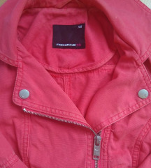 Kratka bajkerska jakna