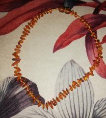 Cikibarska ogrlica za bebe
