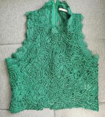 Zara crop top, Vel. S