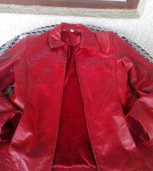 ***17&CO***Kozna jakna***