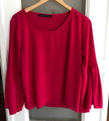 Zara roze bluza