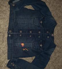 Teksas jaknica za devojčicu