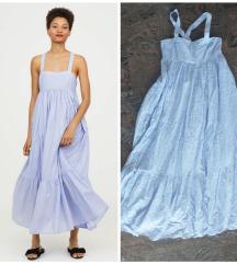 H&M nova maxi haljina