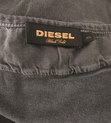 "*DIESEL BLACK GOLD"" WASHED T-SHIRT"