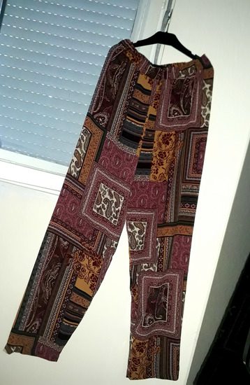 Duboke Calliope siroke pantalone