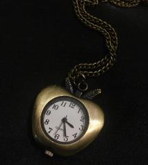 Lančić sa satom