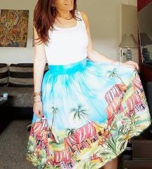 PAOLA MORENA - dizajnerska suknja
